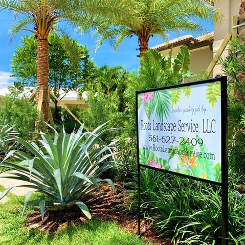 Singer Island Landscape Designer Tropical Modern