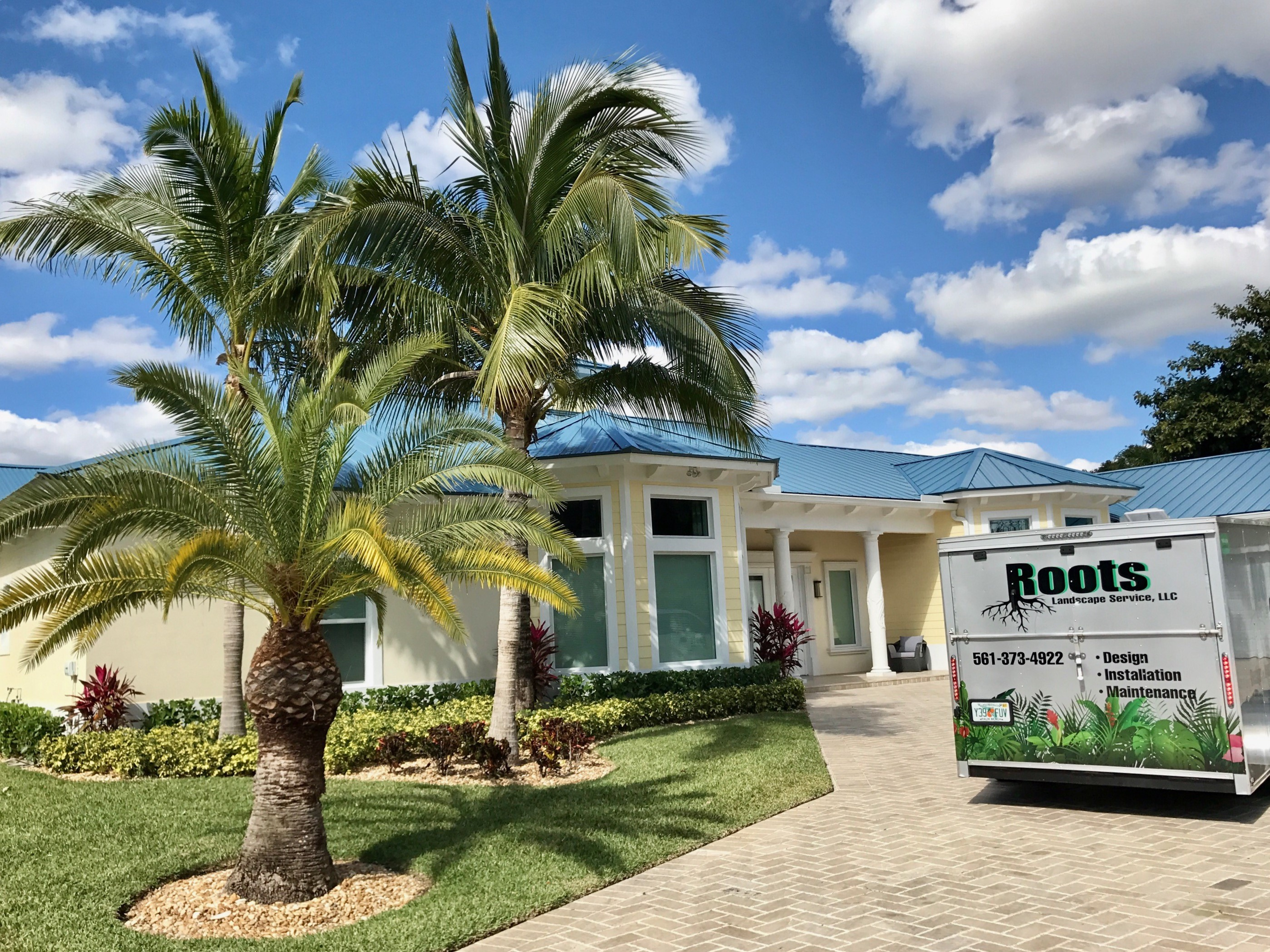 Landscape Maintenance, N Palm Beach