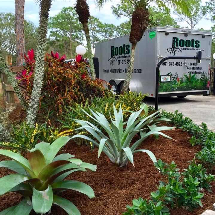 Landscape Design, Palm Beach Gardens