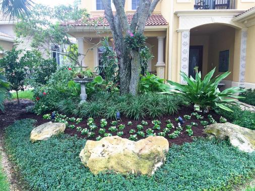 Flower Installation,North Palm Beach