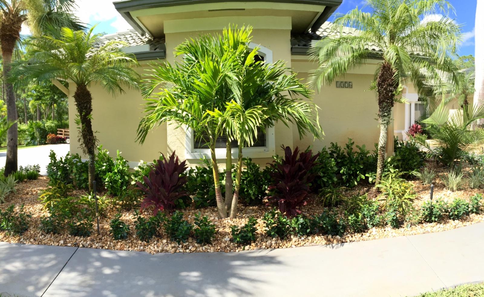 Jupiter, FL Landscape Design