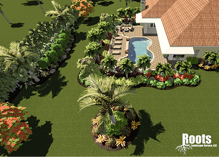 Landscape Design North Palm Beach