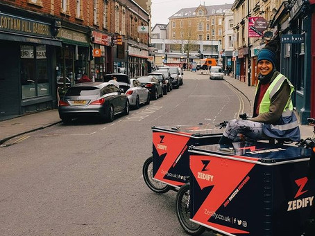 ZEDIFY RIDER IS ANNOUNCED AS NEW BICYCLE MAYOR FOR BRISTOL