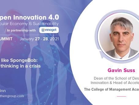 The Open Innovation 4.0 summit