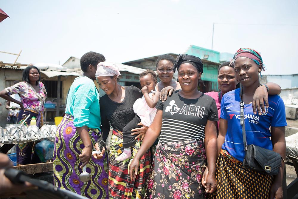 Female Fish Traders