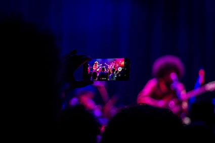 Fotos do Show Chico Cesar e Margareth Menezes