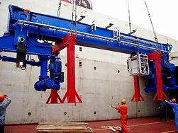 RTG – Rubber Gantry Cranes