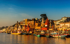 Varanasi skylines