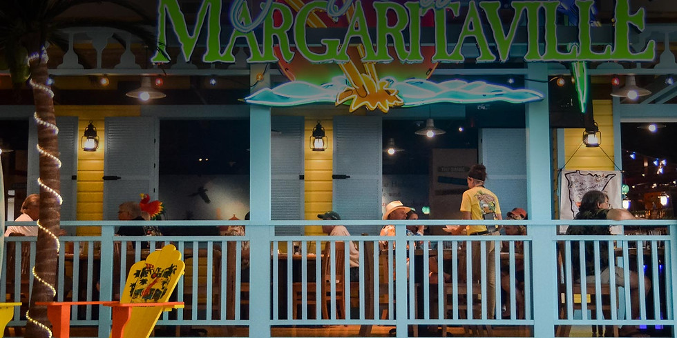 Join us at Margartaville at Mall of America!