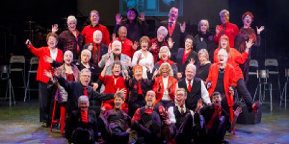 Celebrate Seniors - A fundraiser for The Silver Closet
