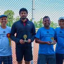 2019 Tennis Tournament July