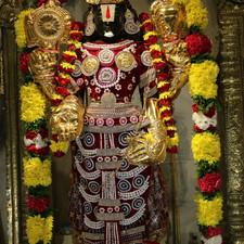 2019 June Brahmotsavam Day 3