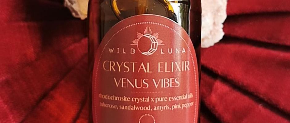 Crystal Elixir - Venus Vibes
