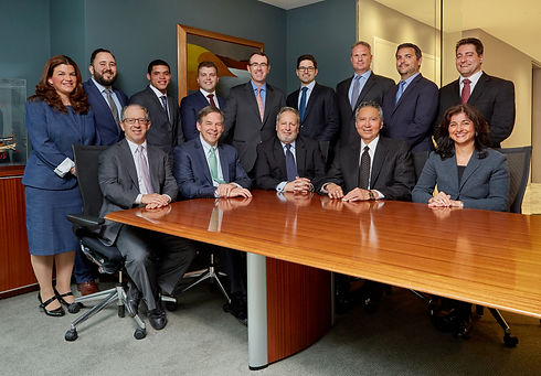 Corporate team photo for client Permanens Capital