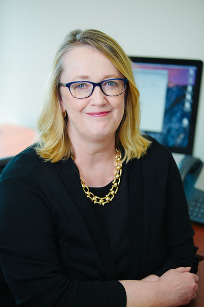 Corporat headshot of woman executive for client ASC Advisors