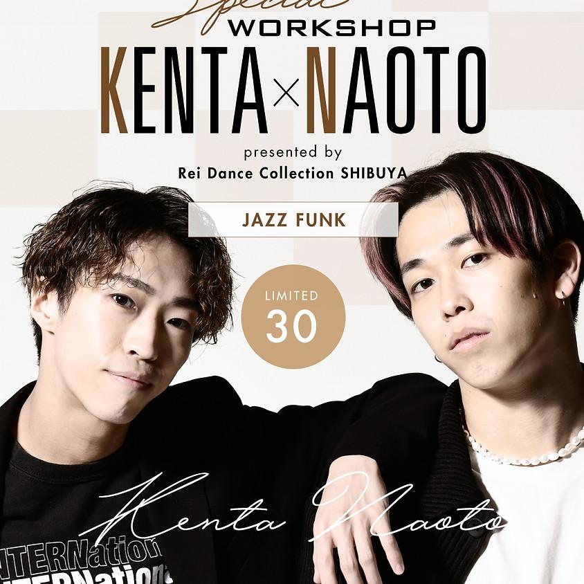 【SPECIAL WORKSHOP】KENTA×NAOTO