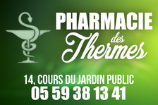 pharmacie thermes