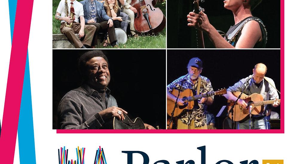 2020 Parlor Concert Season Pass
