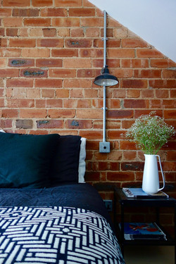 Factorylux bedside wall lights
