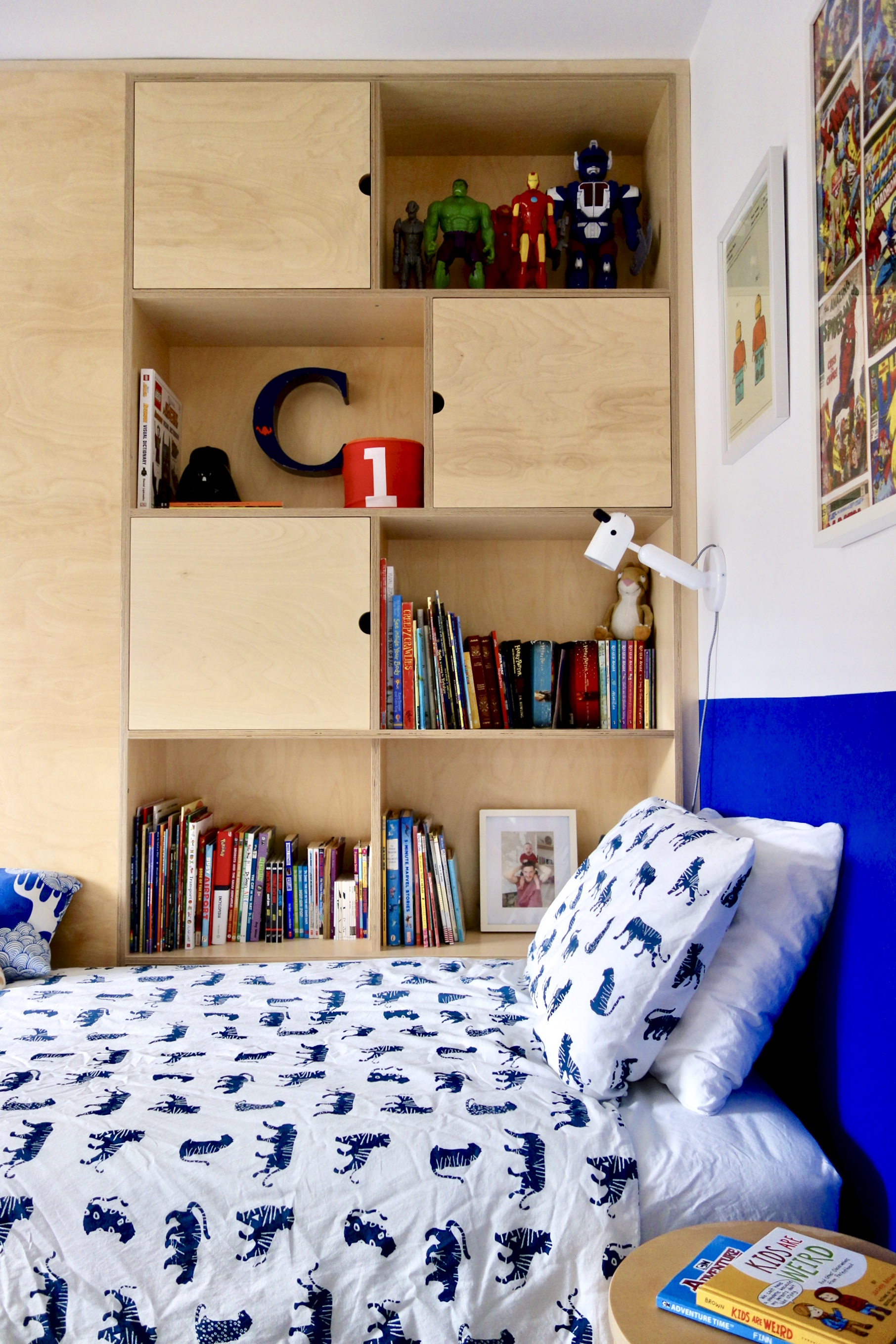 Kid's Bedroom Design