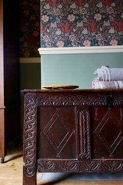Edwardian Bedroom Project