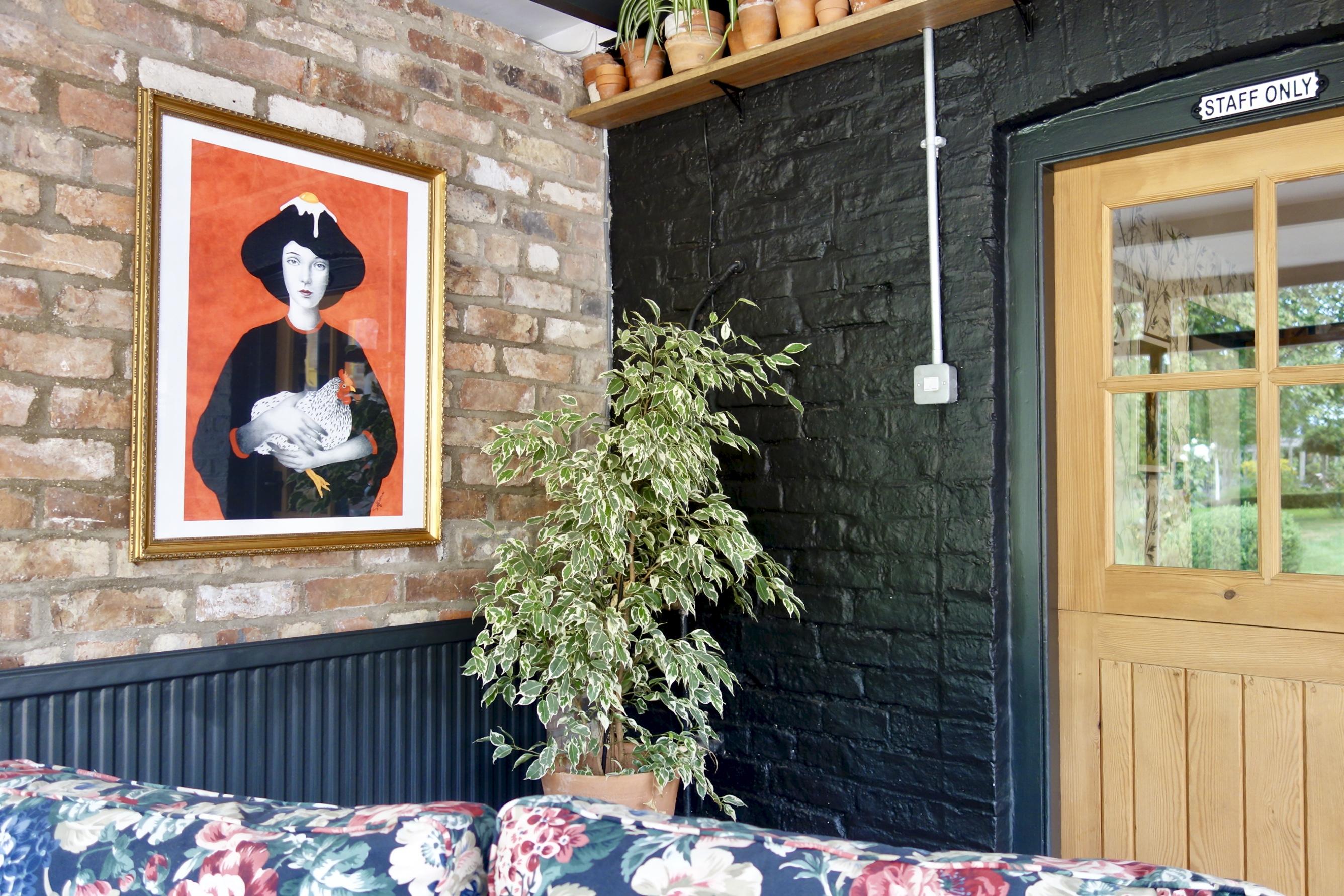 The Victorian Garden Room