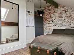 Victorian Terrace Loft Bedroom