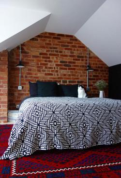 Loft bedroom Making Spaces