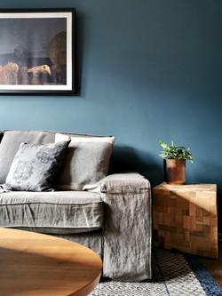 Designers Guild Linen Sofa Cover