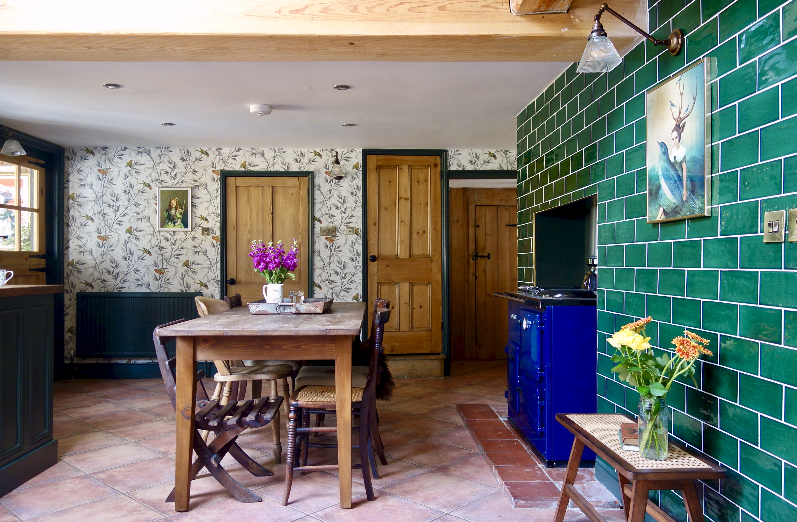 deVOL inspired kitchen