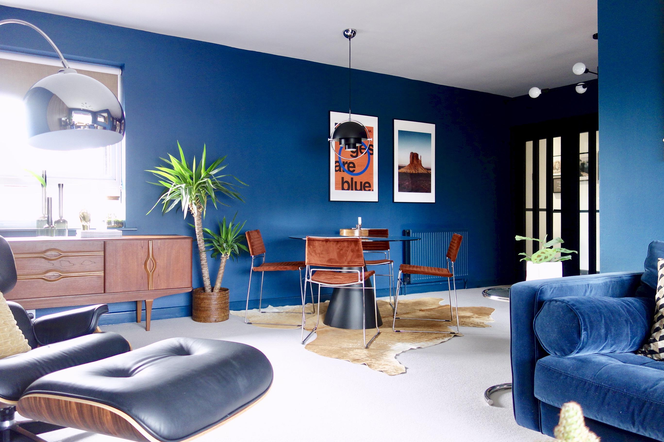 70's Living Room