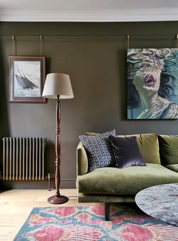 Living Room Design Harrogate