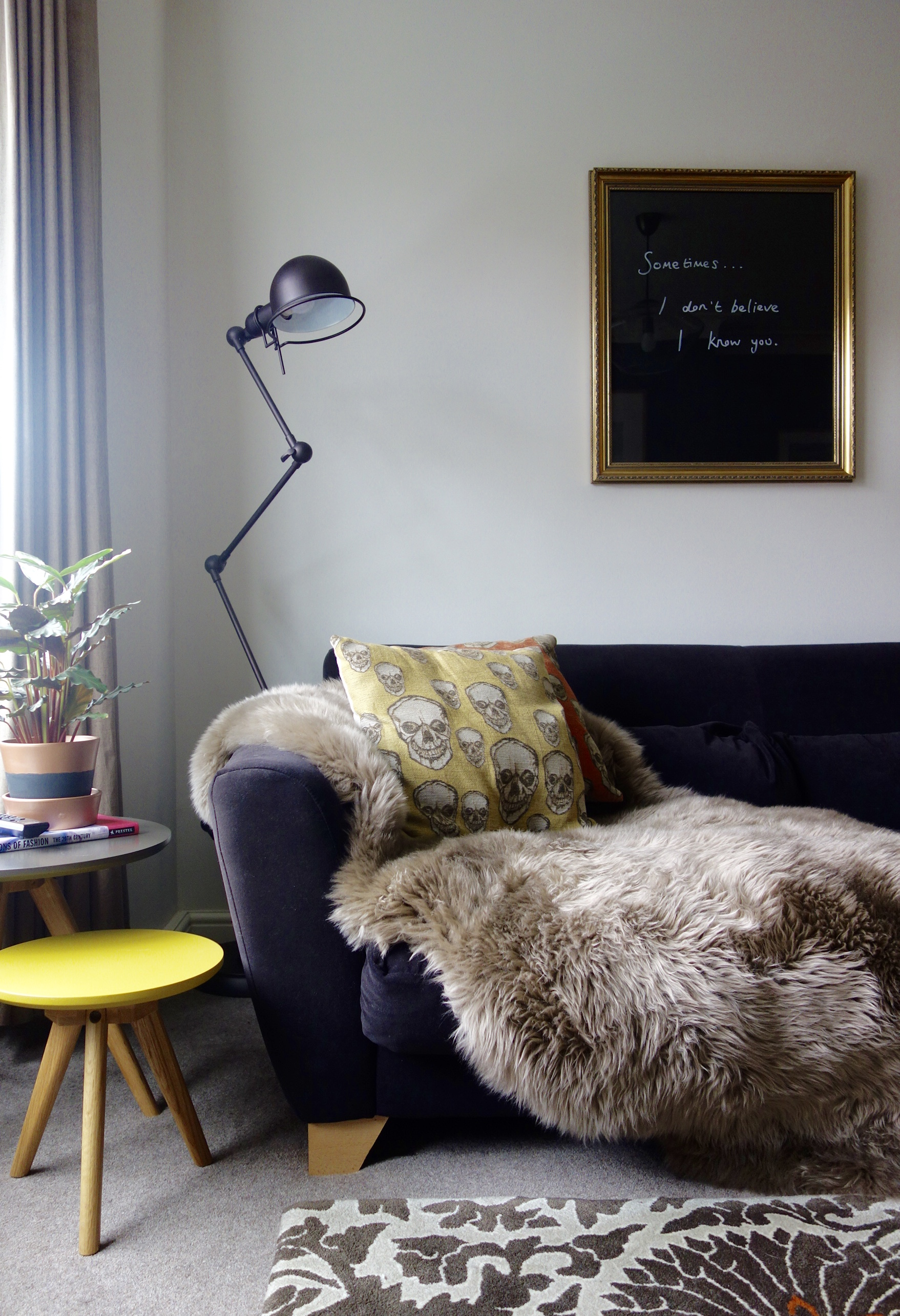 Sofa Layering