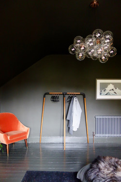 Copper Guest Bedroom