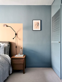 Colour Blocking Interior Design