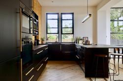 The U Shaped Kitchen