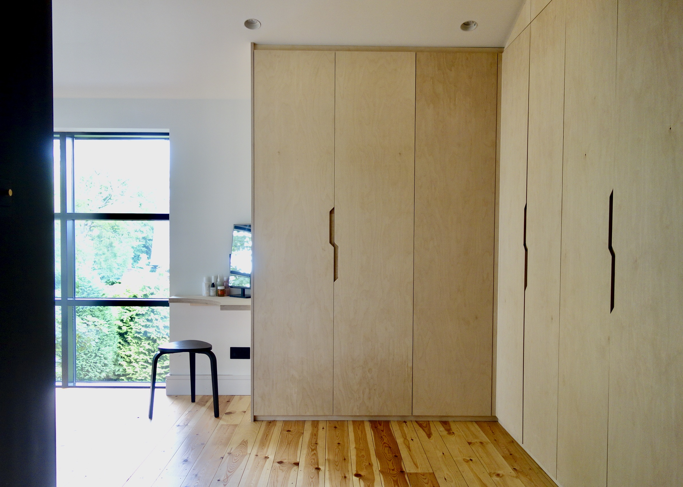 Plywood Wardrobes