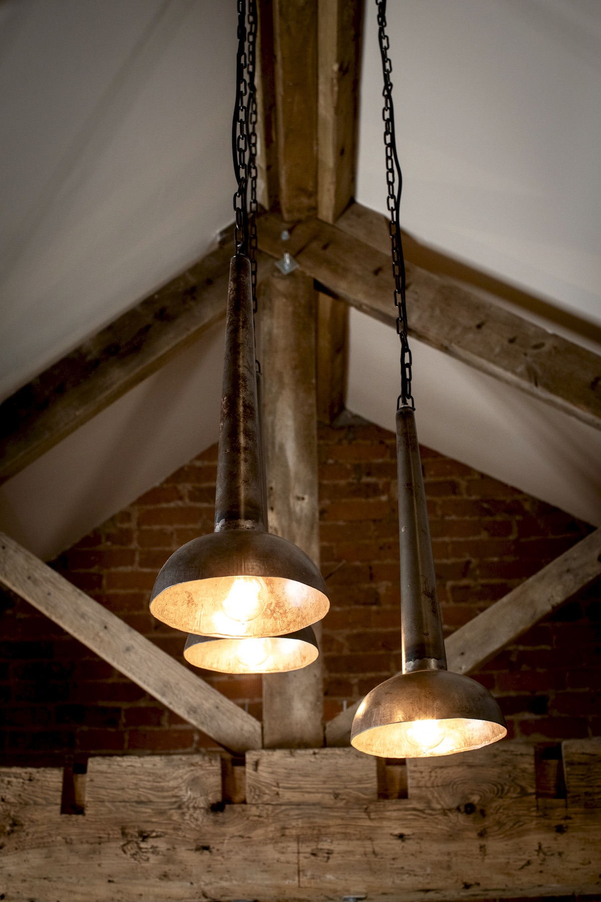 Iron Pendant Lights