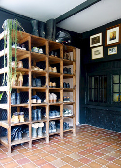 Boot room design