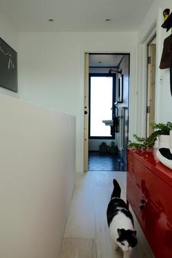 Pocket Door to Bathroom