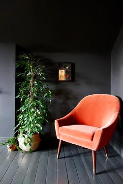 Dark Interior Styling