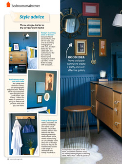 Making Spaces HomeStyle Magazine Karen Knox