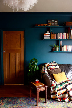 Eclectic Interior Styling