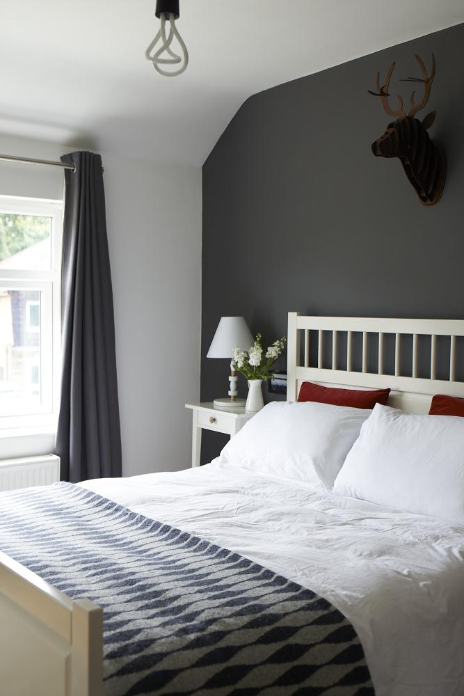 Simple Bedroom Scheme