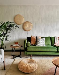 New Build Living Room Design