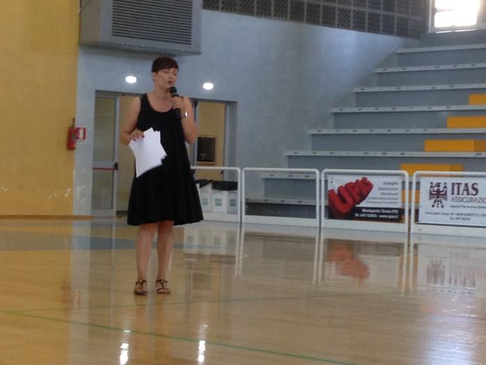 Lecture di Paola Corsini