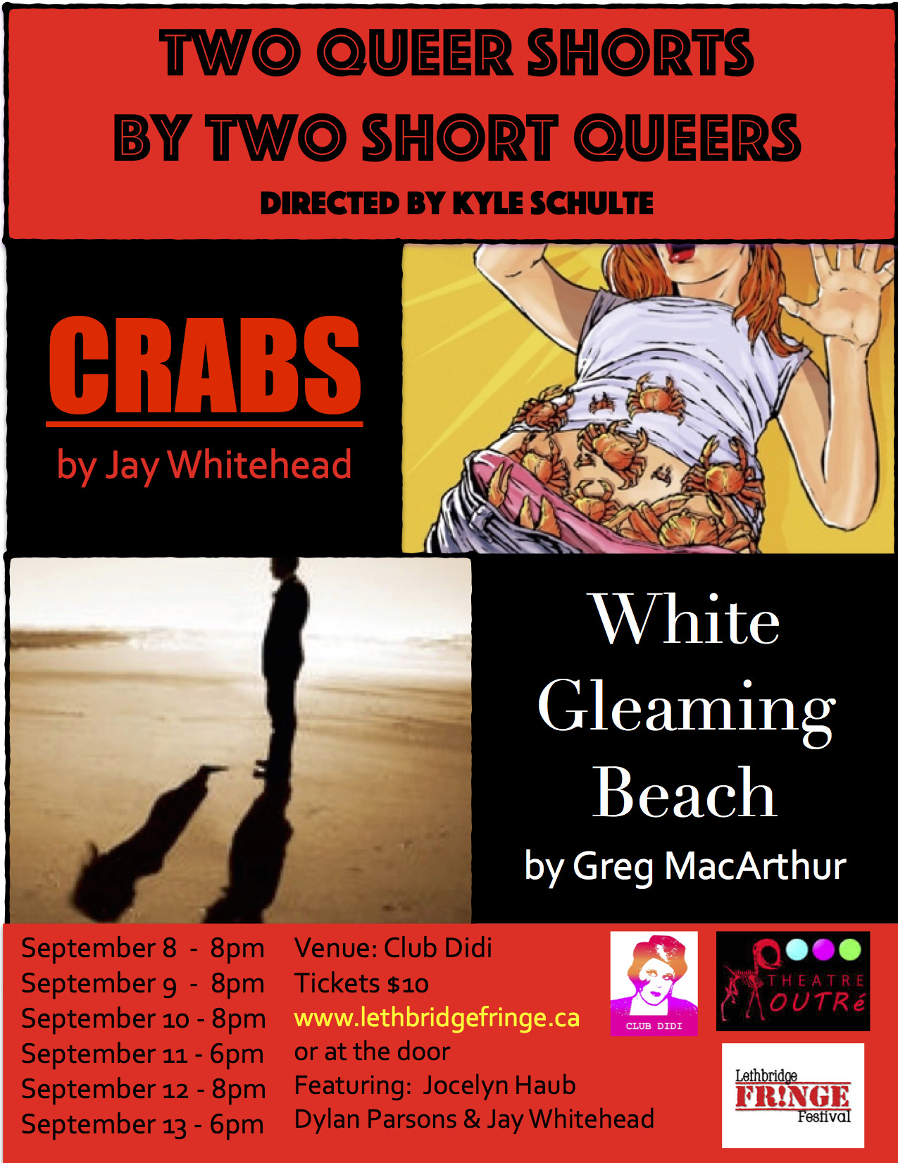 CRABS by Jay Whitehead