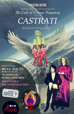 Castrati - An Electro Drag Opera by Jay Whitehead, Aaron Collier, Richie Wilcox & Kathy Zaborsky