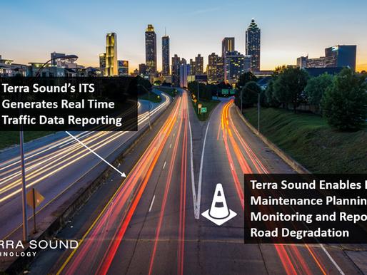 Terra Sound Demonstrates Cost Savings with Next-Gen Smart City Technology