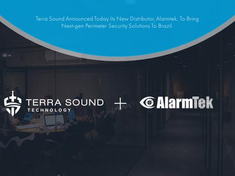 Terra Sound Adds Distributor, Alarmtek, to Bring Next-Gen Perimeter Security to Brazil